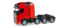 Herpa 304788-003 Volvo FH GL XL Schwerlast-SZ rot