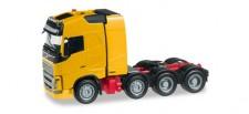 Herpa 304788-004 Volvo FH GL XL Schwerlast-SZM gelb