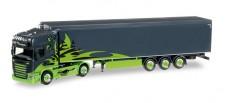 Herpa 305310 Scania R13 Schubboden-SZ Poison Arrow