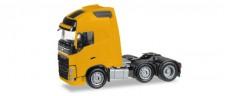 Herpa 305556-003 Volvo FH GL 6x2 SZM gelb