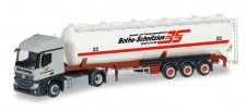 Herpa 306331 MB Actros SS 2.3 ADR Silo-SZ Bothe-Schn.