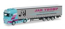 Herpa 306607 DAF XF SSC E6 GP-SZ Jan Tromp (NL)