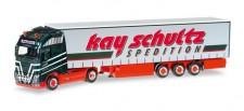 Herpa 306980 Volvo FH13 GL XL GP-SZ Kay Schultz