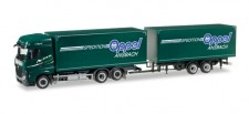 Herpa 307376 MB Actros SS GP-HZ Oppel Ansbach
