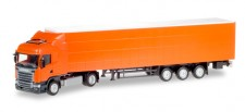 Herpa 307451 MB Actros BS GP-SZ orange