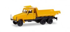 Herpa 307574 IFA G5 Muldenkipper orange
