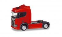Herpa 307642-002 Scania CR 20 ND SZM rot