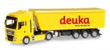 Herpa 307901 MAN TGX XLX Stöffelliner-SZ Deuka