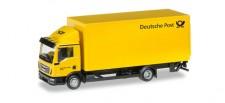 Herpa 308212 MAN TGL Koffer-Lkw Deutsche Post