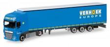 Herpa 308229 DAF XF SSC Lowliner-SZ Verhoek