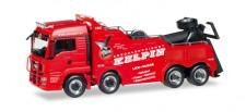 Herpa 308410 MAN TGS LX E6 Empl Bison Kelpin