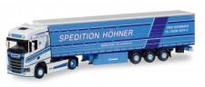 Herpa 308458 Scania CS HD GP-SZ Höhner