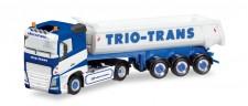 Herpa 308533 Volvo FH Rundmulden-SZ Trio-Trans