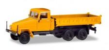 Herpa 308663 IFA G5 3seitenkipper orange