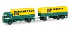 Herpa 308687 MB PHZ  Schenker