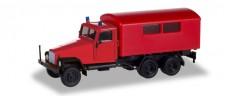 Herpa 308731 IFA G5 Koffer-Lkw FW