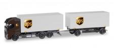 Herpa 308823 Volvo FH GL WK-HZ UPS