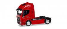 Herpa 309165 Iveco Stralis Highway XP SZM (2a) rot