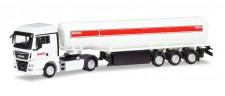 Herpa 309509 MAN TGX XLX Benzintank-SZ Esso