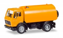 Herpa 309554 MB S Schörling Kehrfahrzeug kommunal