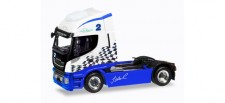 Herpa 309639 Iveco Stralis Highway XP Hahn Racing