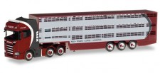Herpa 309646 Scania CS Viehtransport-SZ Vaex