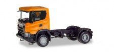 Herpa 309776 Scania CG17 4x4 SZM orange