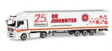 Herpa 309851 MAN TGX XLX KSZ Johanniter LV Bayern
