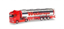 Herpa 310079 Scania CS20 ND Chrom-Ta-SZ Wedemeyer
