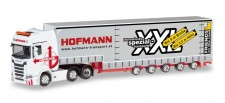 Herpa 310109 Scania CS20 HD 6x2 Volumen-SZ Hofmann