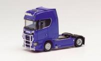 Herpa 310116-003 Scania CS20 HD SZM ultramarinblau