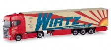Herpa 310420 Scania CS20 Kühl-KSZ Wirtz