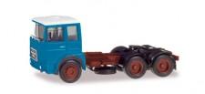 Herpa 310567 Roman Diesel 6x4 SZM hellblau