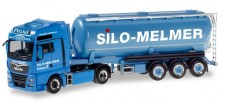 Herpa 310574 MAN TGX XXL E6c Silo-SZ Melmer