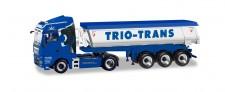 Herpa 310673 MAN TGX XLX E6c Thermo-SZ Trio-Trans