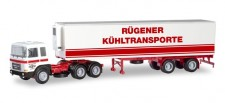 Herpa 310680 Roman Diesel 6x4 Kühl-KSZ Ostseetrans