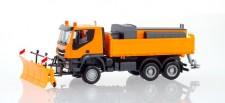 Herpa 310727 Iveco Trakker 6x6 Winterdienst