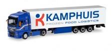 Herpa 311311 MAN TGX XXL Kühl-KSZ Kamphuis