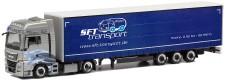 Herpa 311816 MAN TGX XXL GP-SZ SFT Transporte