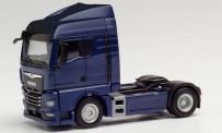 Herpa 311977 MAN TGX GM Zugmaschine blau