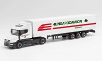 Herpa 312080 Scania Hauber PSZ Hungarocamion