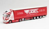 Herpa 312486 Volvo FH Gl. XL Lowliner-SZ Vögel