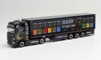 Herpa 312509 Scania CS20 HD KK-SZ TSU Bode/28 Black