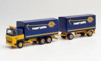 Herpa 312585 Scania 141 Planen-HZ ASG