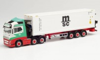 Herpa 312615 Volvo FH XL Container-SL Enger Transport