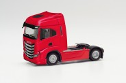 Herpa 313452 Iveco S-Way Active Space SZM rot