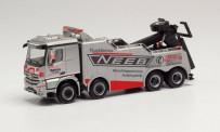 Herpa 313964 MB Arocs Empl Bison Truck Service Neeb