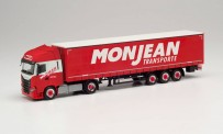 Herpa 314060 Iveco S-Way GP-SZ Monjean Transporte