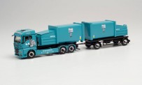 Herpa 314152 MAN TGX GM Pressmüllcontainer-HZ KS
