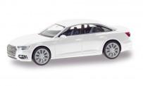 Herpa 420297-002 Audi A6 lim. ibisweiß